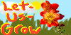 Let-Us-Grow icon by kayleero