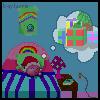 Dreaming of Christmas by kayleero