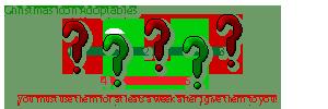 Christmas Icon Adoptables by kayleero