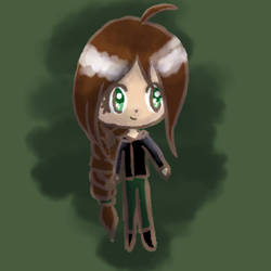 Chibi Katniss