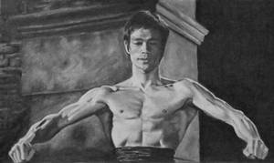 Bruce Lee - Way of The Dragon by mickoc