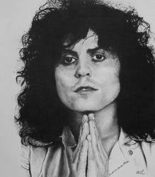 Marc Bolan by mickoc
