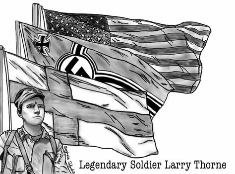 Legendary Soldier Larry Thorne