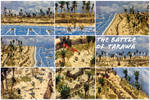 Battle of Tarawa Diorama by Yari-Ashigaru