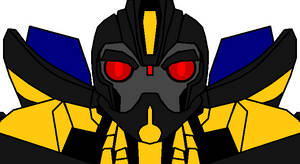TFP Shattered Glass Bumblebee