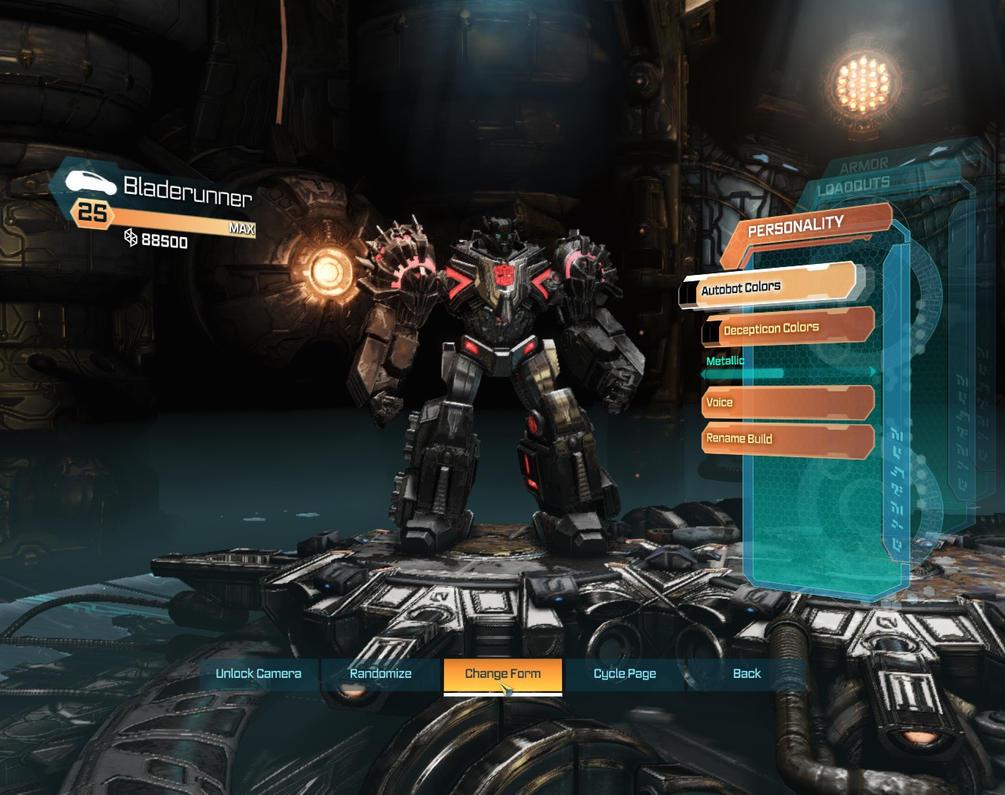 optimus prime game