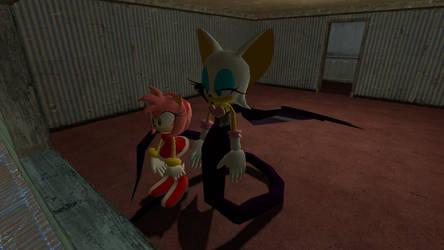Amy and Naga Rouge