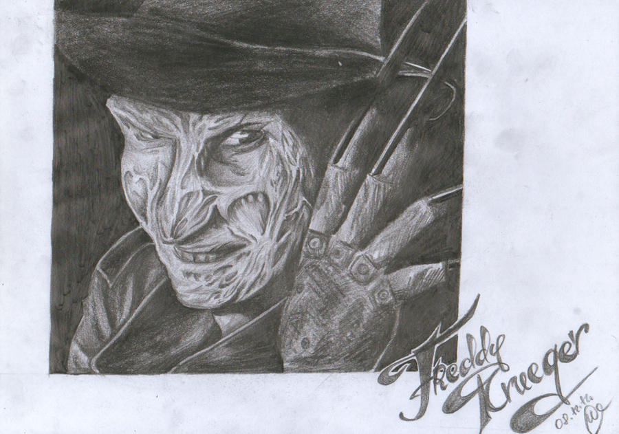 Freddy by IraNyaaasha
