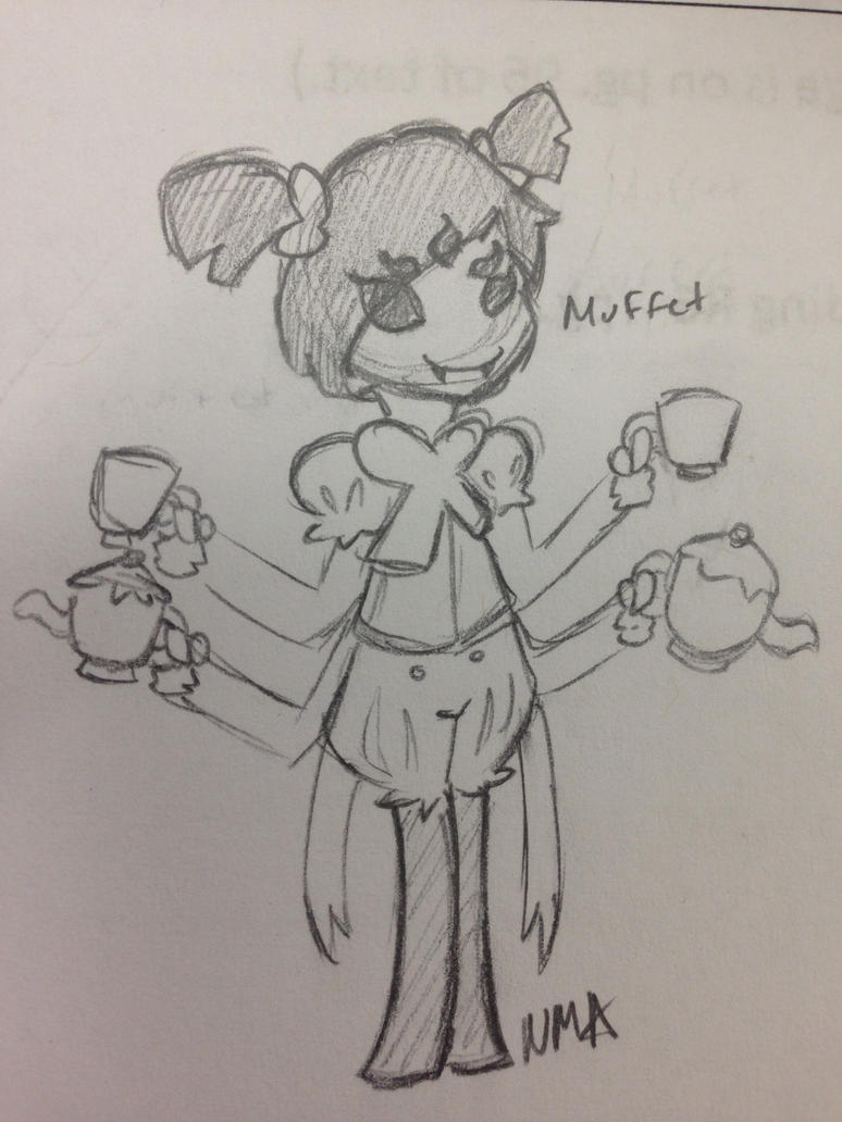 Muffet by 530862