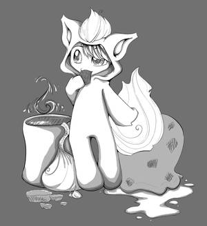 Poup likes Chocolate