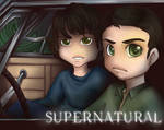 Supernatural by deegarr