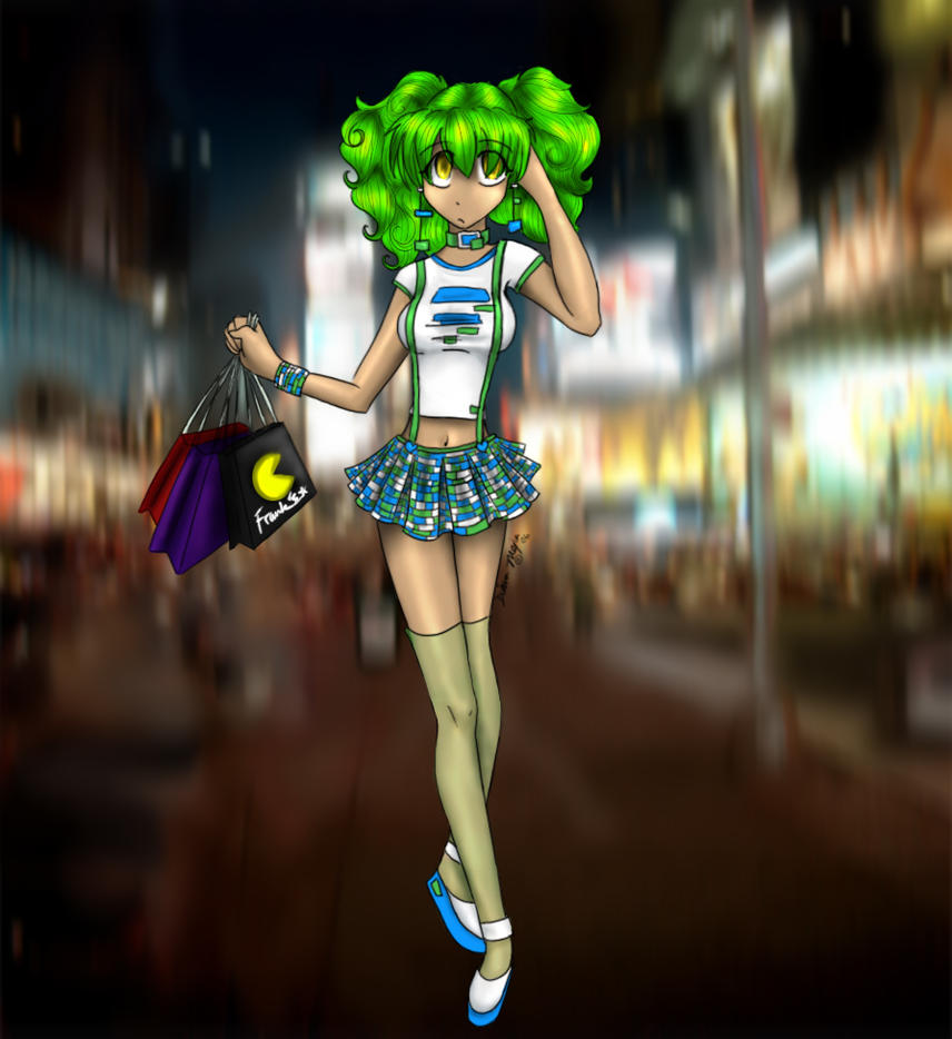 A night out on the town by deegarr on DeviantArt