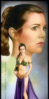 Leia- Slave Princess