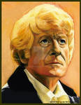 The Third Doctor by MJasonReed