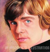 Heroes of the Rebellion: Luke by MJasonReed
