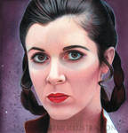 Heroes of the Rebellion: Leia