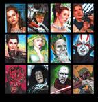 Topps Star Wars GALACTIC FILES Batch 4
