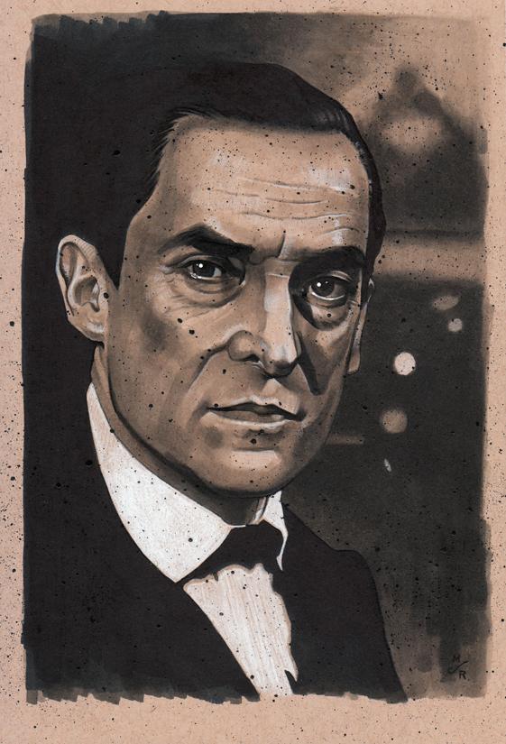 Holmes by MJasonReed