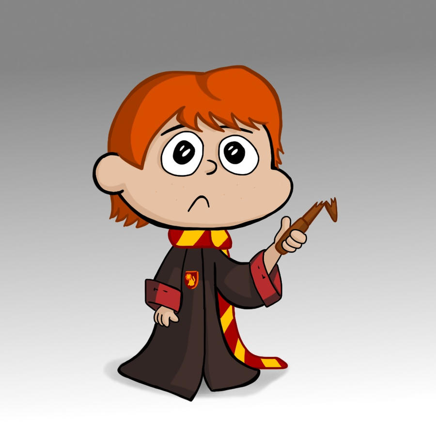 The Gallery For Gt Ron Weasley Cartoon