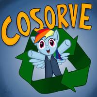 C-O-S-O-R-V-E by petirep