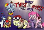 Happy Twist is Worst Pony Day - 2012