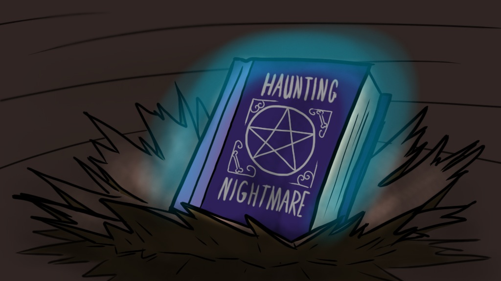 Haunting Nightmare 18 - Haunting Nightmare by petirep