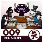 Monstercat Album Cover 009: Reunion