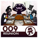 Monstercat Album Cover 009: Reunion