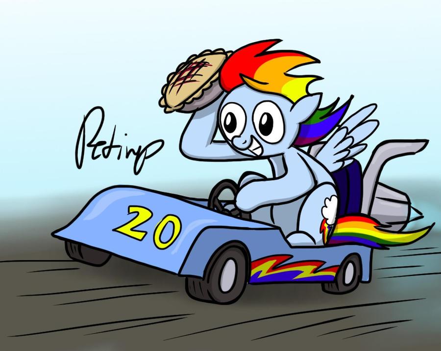 Ponykart Dash by petirep