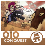 Monstercat Album Cover 010: Conquest