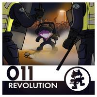 Monstercat Album Cover 011: Revolution by petirep