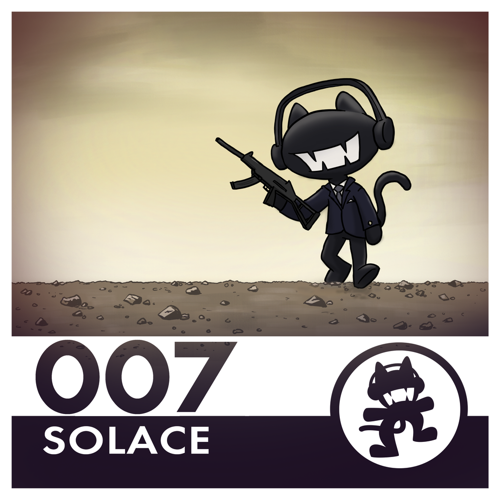 Monstercat album cover 008
