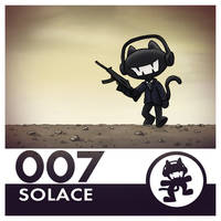 Unofficial Monstercat Album Cover 007: Solace by petirep