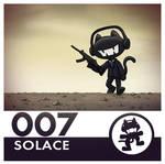 Unofficial Monstercat Album Cover 007: Solace
