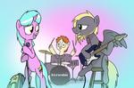 Bronycon Ponies - Mane Event's Band
