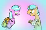 Bronycon Ponies - Mane Event Scolded