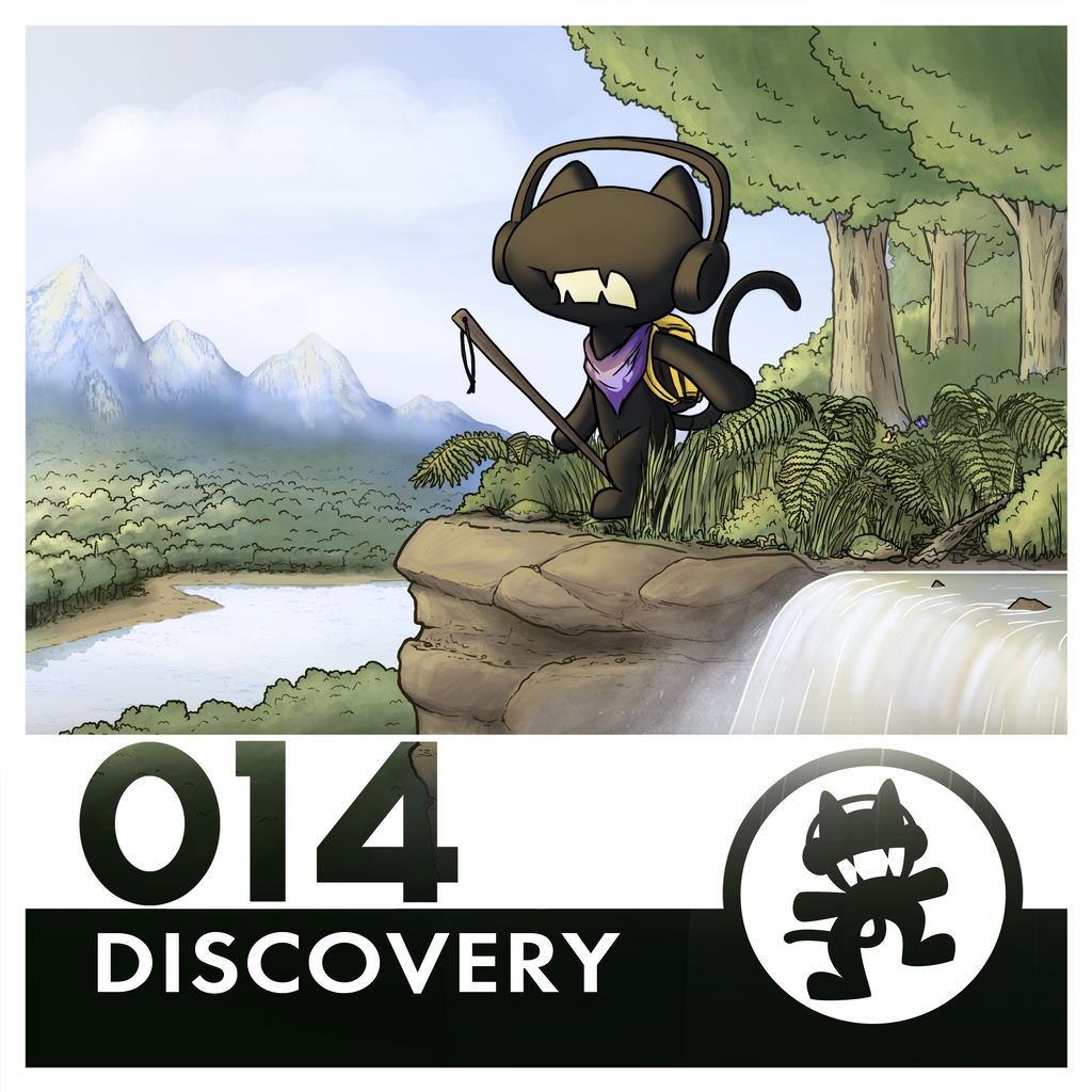Monstercat Album Cover 014: Discovery by petirep