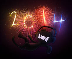 A Monstercat New Year! by petirep