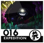 Monstercat Album Cover 016: Expedition