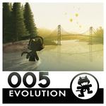 Monstercat Reimagined Album Art 005: Evolution