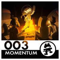 Monstercat Reimagined Album Art 003: Momentum by petirep