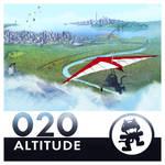 Monstercat Album Cover 020: Altitude