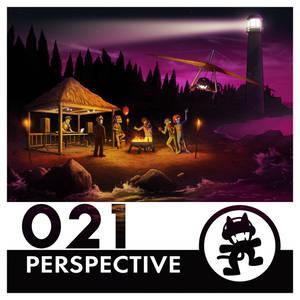 Monstercat Album Cover 021: Perspective