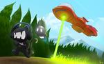 Monstercat and Predict-Bot Promo