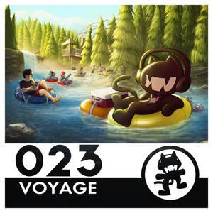 Monstercat Album Cover 023: Voyage