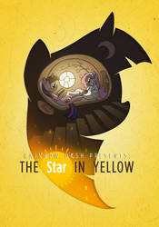 'Rainbow Dash Presents: The Star in Yellow' Poster