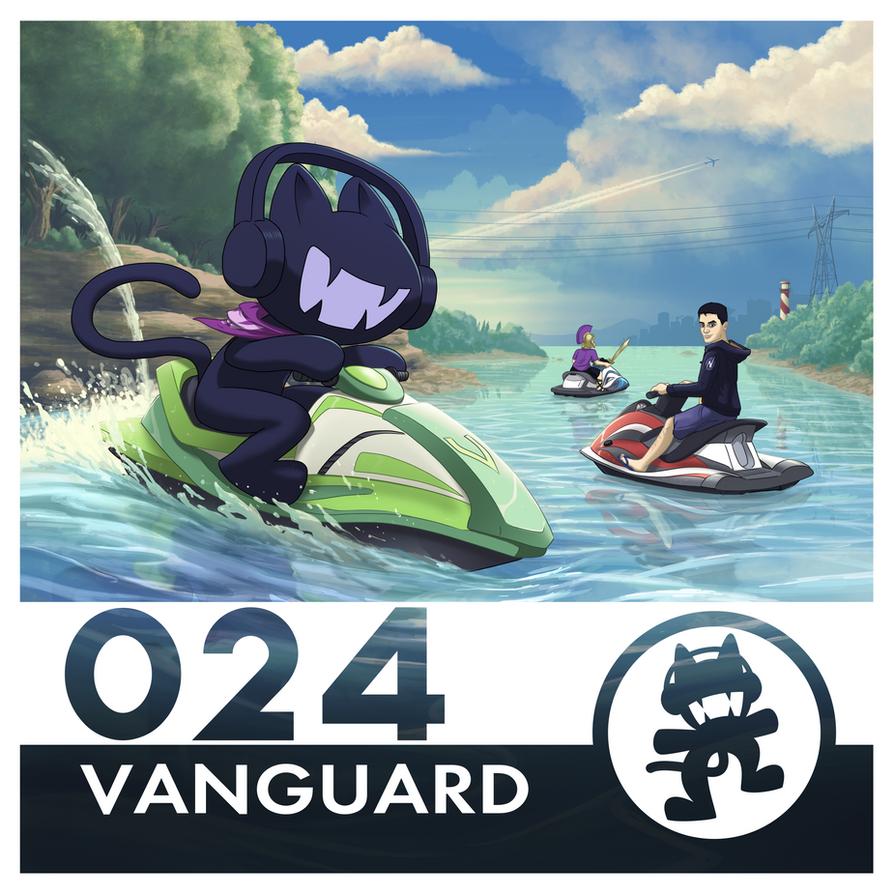 Monstercat Album Cover 024: Vanguard by petirep