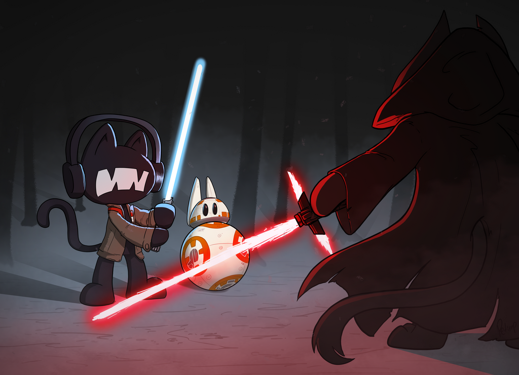 Monstercat - Star Wars by petirep