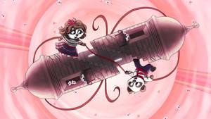 Funky Panda youtube art - Febuary 2016