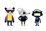 Night in the Woods - Music Mascots